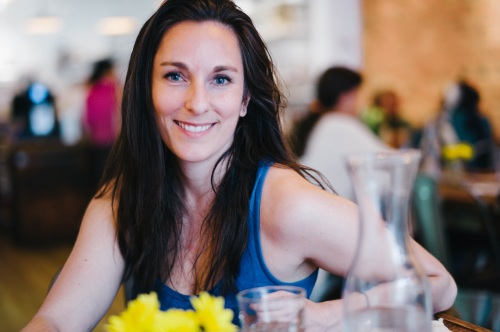 Founder & Chef of Sun In Bloom Aimee Follette; Photo by @ktrap